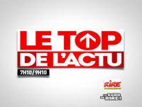 Karine Dubernet - Le top de l'actu - 24 mai 2018