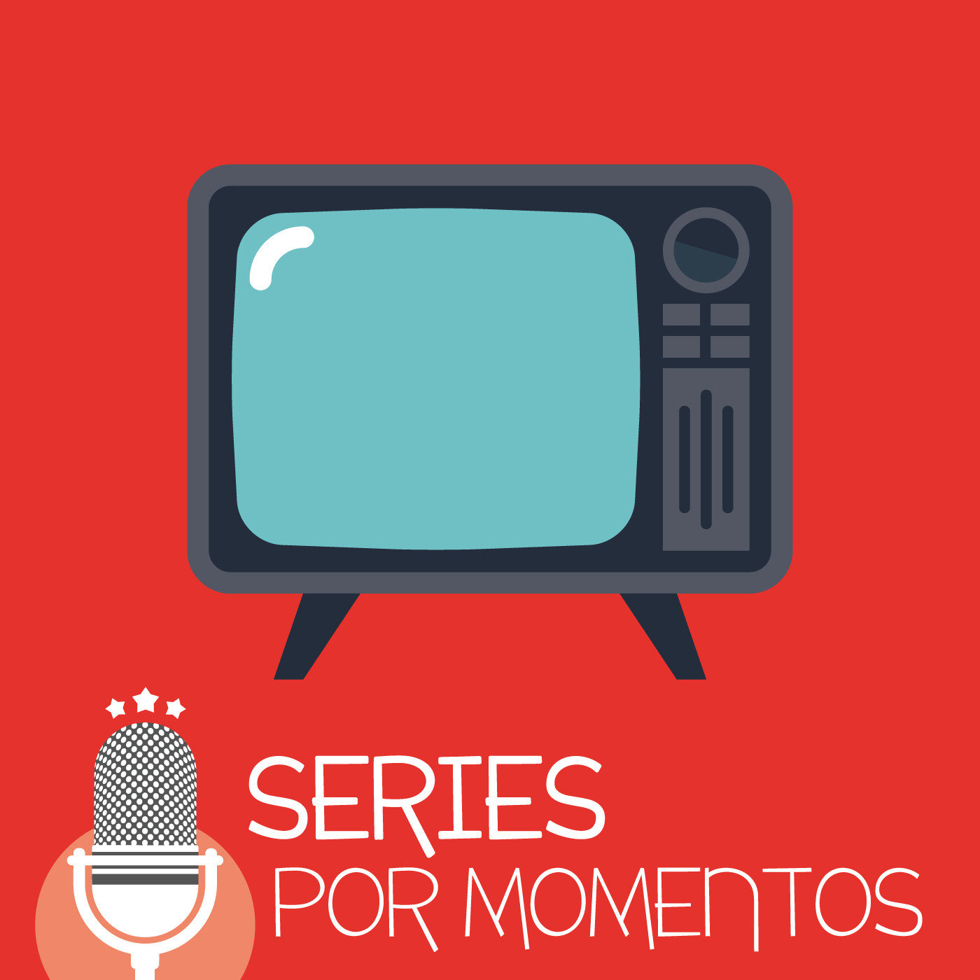 Logo de Series por momentos Podcast