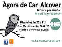 Entrevista a Maria Llopis a l'Àgora de Can Alcover (03-06-16)