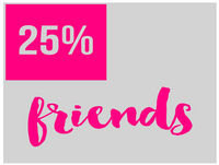 25% Friends // Episode #58 // The Popularity Edition