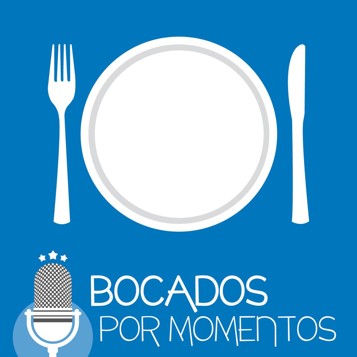 Logo de Bocados por momentos Podcast