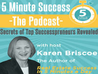 Kelly Cochran — Secrets of a Top Brand Boss Revealed: 5 Minute Success — The Podcast, Episode 65