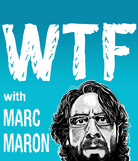 WTF with Marc Maron Podcast - Episodes