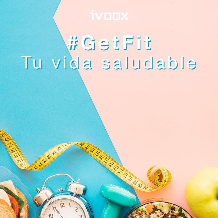 #GetFit: inicia una vida saludable