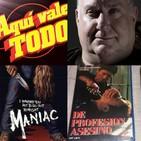 AVT PODCAST - nº 117 - Programa doble: William Lustig - Maniac + De profesión, asesino.