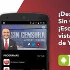 Podcast Sin Censura con @VicenteSerrano 041417