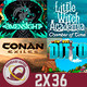 GR (2x36) CoD: Black Ops IIII, Censura en Steam, Conan Exiles, Omensight, The Swords of Ditto, Little Witch Academia.