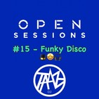 Open Sessions 15 - Intro Mix - Disco Funky / Taab Dj