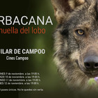 Estreno de la película 'Barbacana, la huella del lobo' en Aguilar de Campoo