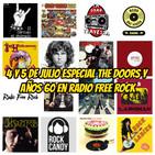 60 de los 60. 2ª Parte en Radio Free Rock