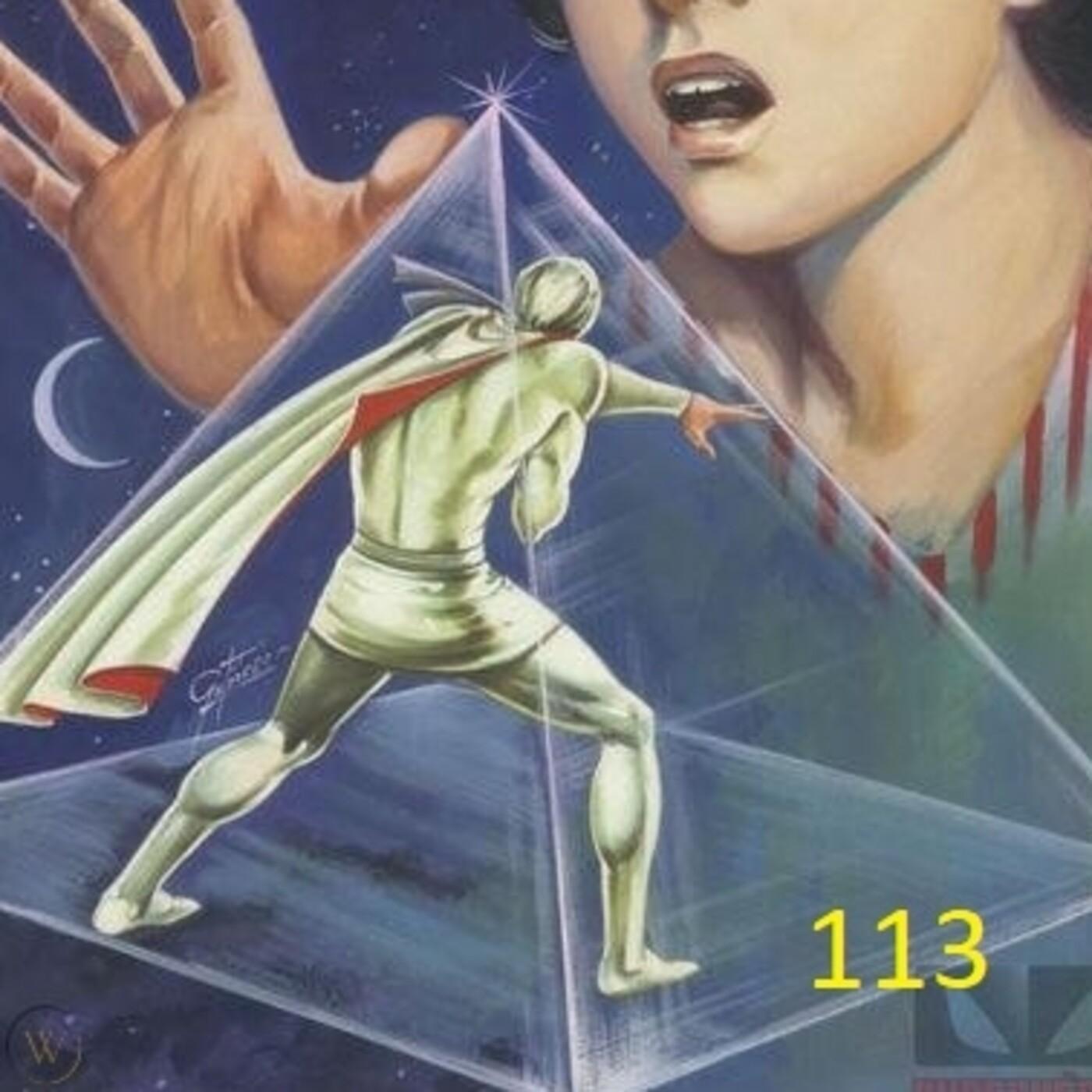 30x113 Muerte en la cuarta dimensión Kaliman