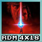 RDM 4x18 – Star Wars Episodio VIII: Los últimos Jedi