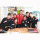 09-04-19 Entrevista a jugadores y entrenador del equipo infantil C del Rivas F.C.