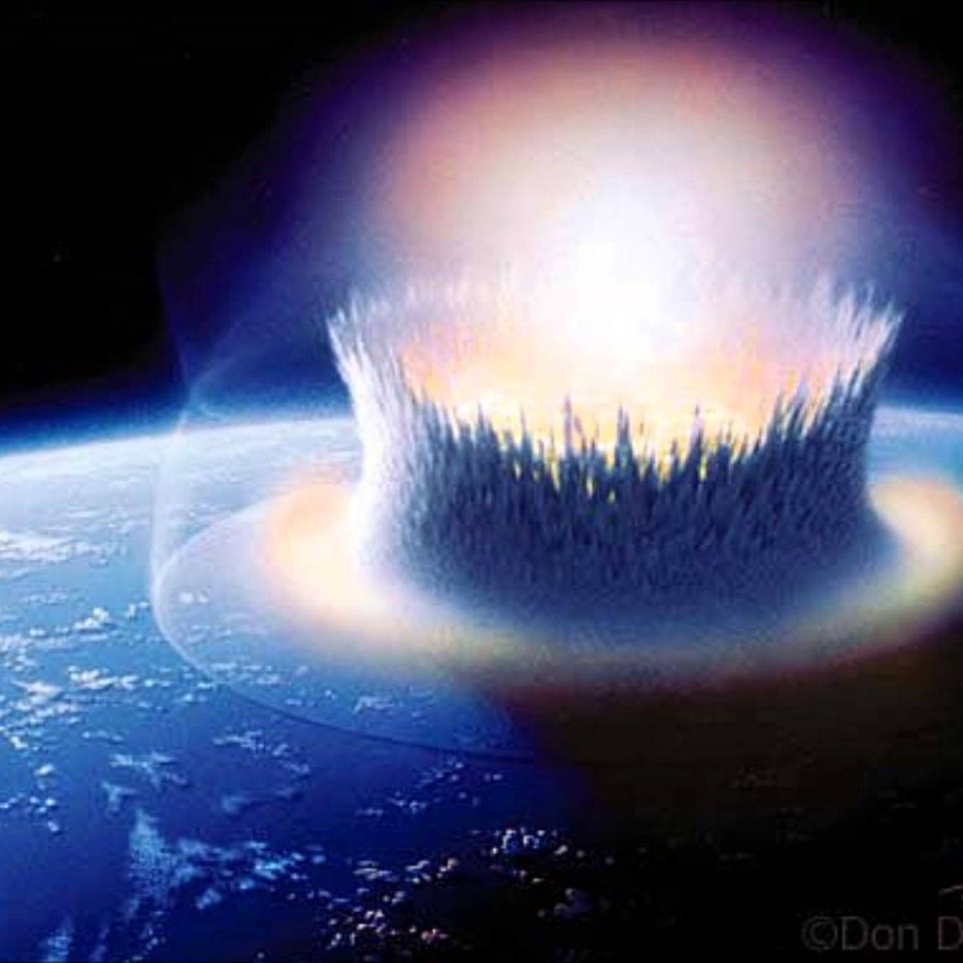 Misterios Del Espacio: Cometas ¿Objetivo La Tierra?