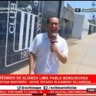 """Christian Barturén: """"Mañana cúantos goles le hace Cristal a Cantolao"""""""