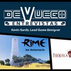 [08] Kevin Sardá (Lead Game Designer) | Especial RiME 3er Aniversario