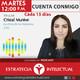 Cuenta conmigo (Entrevista con Florentino Bautista Hernández. Presidente del instituto mexicano de contadores públicos)