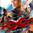 xXx: Reactivated (2017) #Acción #Aventuras #Thriller #peliculas #podcast #audesc