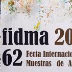 .@IniciativaxAst nes Ondes na #Fidma2018 -Setiembre 2018- con @XuanPandiella , @dsolislletres , @CuatroGotes , ....