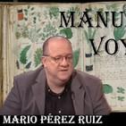Manuscrito Voynich con Mario Pérez Ruiz