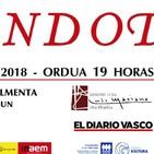 RD (2018-10-22) Entrevista Angel Pazos, As. Lírica Luis Mariano de Irún en Radio Donosti