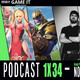 PODCAST SOULMERS 1x34 Victims of Silence, Fornite y Thanos, Overwatch, Precios Online Switch
