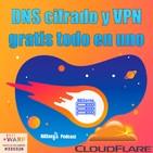 75. DNS cifrado y VPN gratis todo en uno con WARP