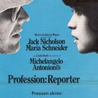257 - El Reportero - Michelangelo Antonioni - La gran Evasión.