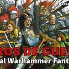 PERROS DE GUERRA Especial Warhammer Fantasy Mercenarios #15 Podcast Hora del Saqueo 110 Español