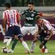 Lo de Atlético Junior no tiene nombre en Copa Libertadores