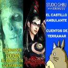 LODE 5x15 Exp.TOLKIEN:El Ejército de los Muertos, Ciclo Ghibli:El Castillo Ambulante y Cuentos de Terramar, Bayonetta