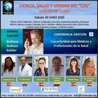 Dióxido de Cloro: Conferencia Ciencia, Salud y Verdad del CDS (20-6-2020) COVID-19 Andreas Kalcker