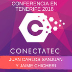Conferencia en Tenerife - Emprendimiento en el sector hotelero by Juan Carlos Sanjuan y Jaime Chicheri