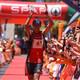 Transvulcania 2019. Cristofer Clemente se medirá al campeón del mundo en la Media Maratón.