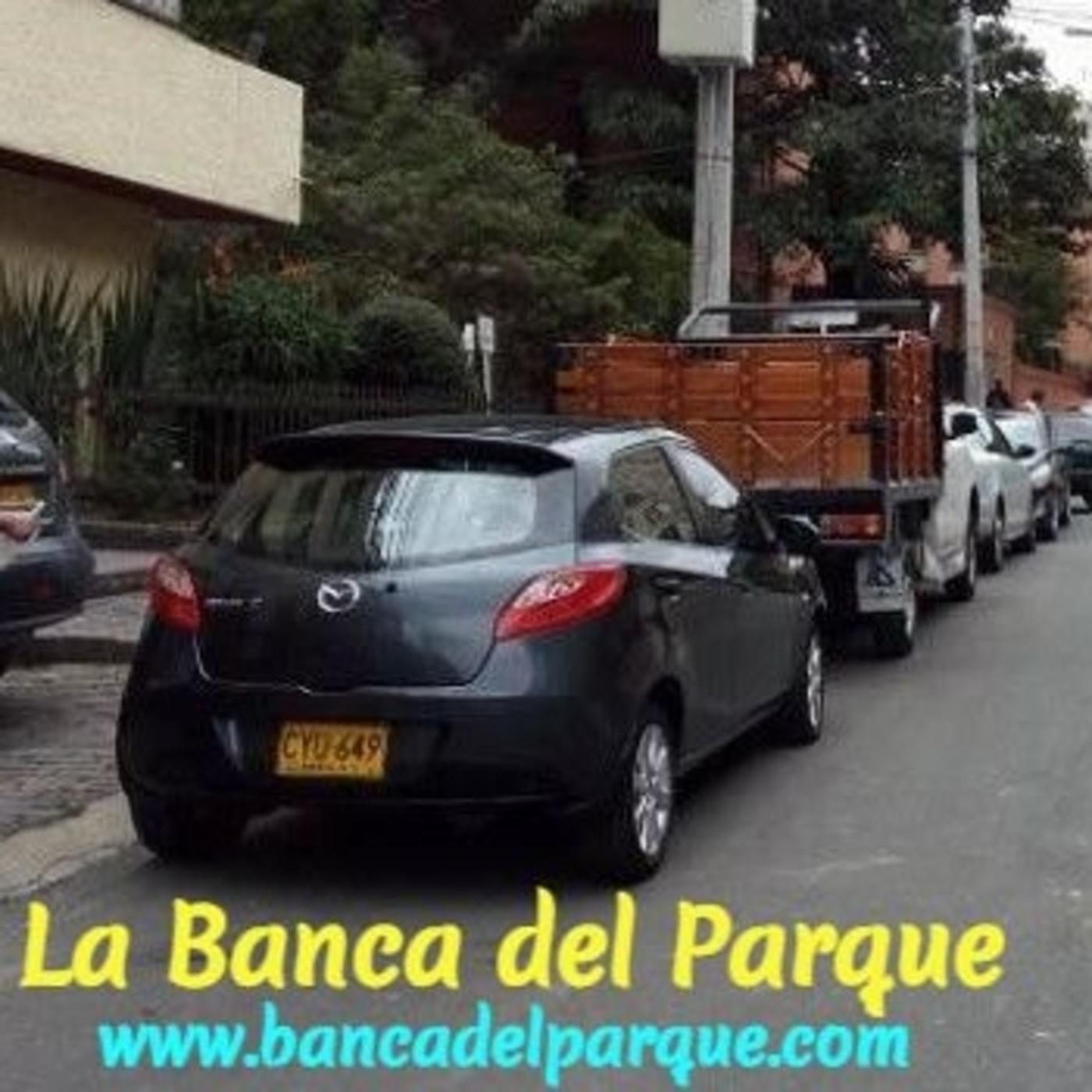 30.04.2021 - La Banca del Parque - Guillermo Camacho Cabrera - El Carro