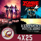 GR (4x25) Outriders, Anthem 2.0, GeForce NOW, Geoff se va del E3, Kentucky Route Zero, Zombie Army 4, Dawn of Fear