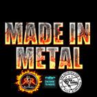 Made in Metal programa numero 112, III temporada