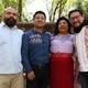 3 Culturas, 3 raíces. Celerina Sánchez, Feliciano Carrasco, Abraham Toledo y Amilkar Jiménez