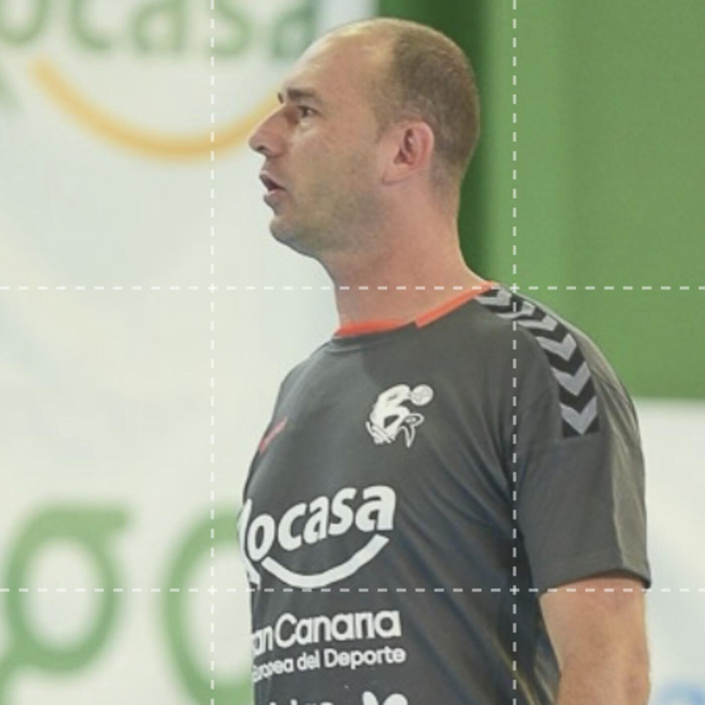 Carlos Herrera, Previa 4ª jornada de la Liga Guerreras Iberdrola, Rocasa GC vs Adesal Córdoba