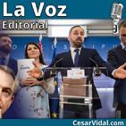 Editorial: VOX se querella contra ZP - 01/07/19