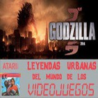 LODE 4x38 GODZILLA 2014 crítica, Leyendas urbanas de VIDEOJUEGOS
