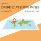 Diferencias entre países