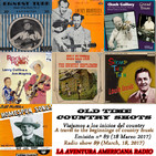 89- Old Time Country Shots (18 Marzo 2017)