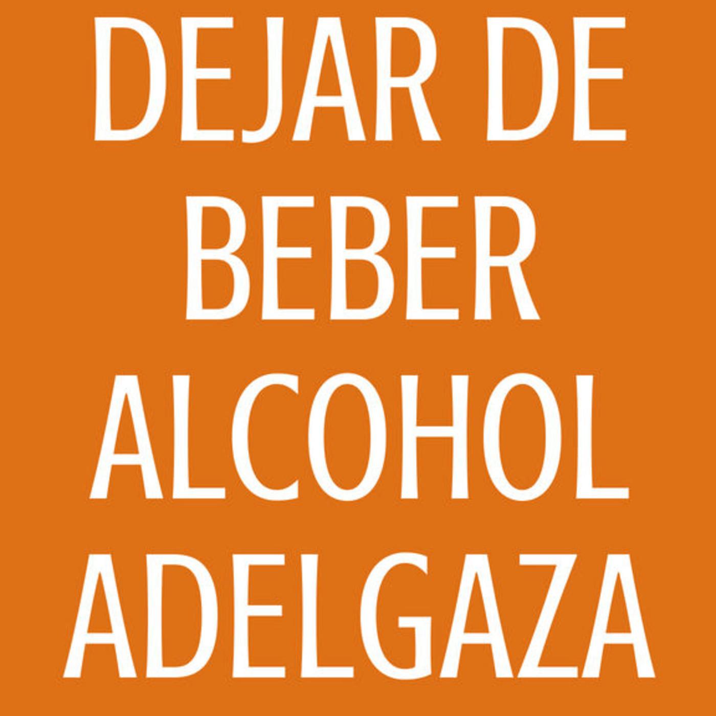no tomar alcohol adelgaza