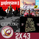 GR (2x43) The Crew 2, Wolfenstein II (Switch) y Hitman Sniper Assassin y videojuegos de series de televisión