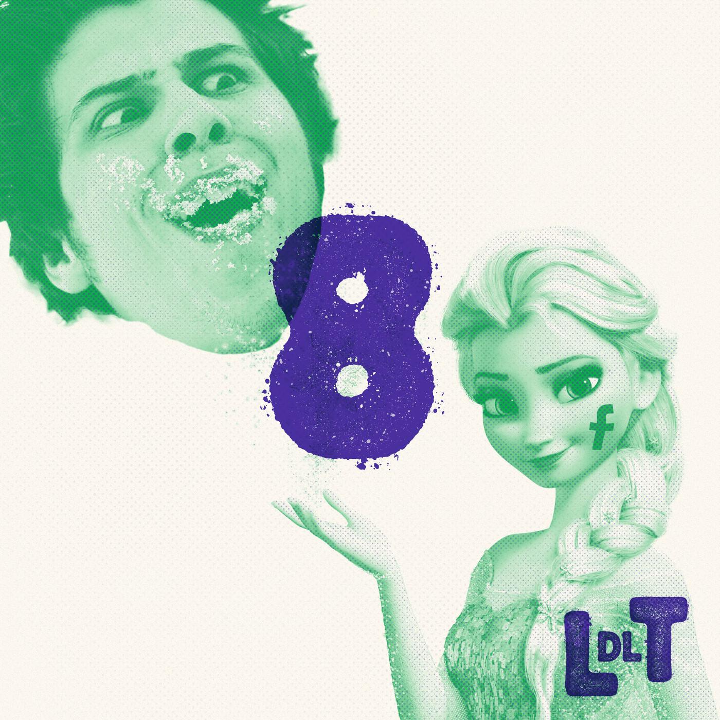 LDLT 08 - Donald Trump quiere saber qué princesa Disney eres