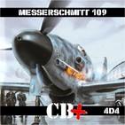 CB+PLUS La Leyenda del Messerschmitt 109 4/4 - Legado 209, 309 y otros diseños