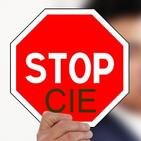 Tensión en el acceso a la reunión de la CIE