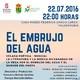 Entrevista a Paco Beltrán y Enrique Moratalla, organizadores de la II Velada poético-musical 'El embrujo del agua'