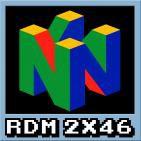 RDM 2x46 – Especial 20º Aniversario Nintendo 64 (N64)